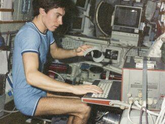 Kosmonaut MIR